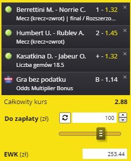 Triple tenis 20.06.2021