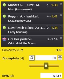 Triple tenis 23.06.2021