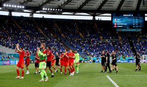 Walia po meczu z Włochami