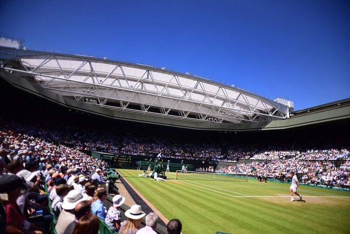 Wimbledon 23.06.2021