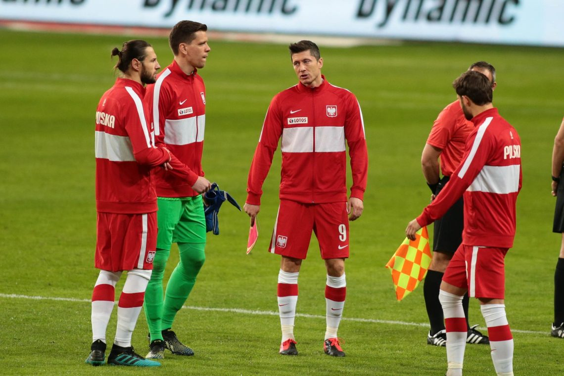 Szczęsny, Krychowiak, Lewandowski