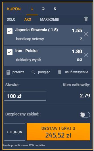 liga narodów siatkówka 22.06.2021 sts