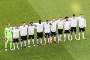 zawodnicy niemiec