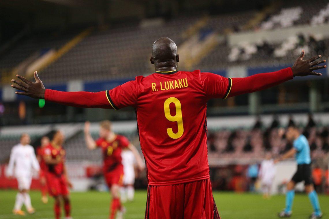 Romelu Lukaku w rep. Belgii - kupon mecze towarzyskie 06.06.