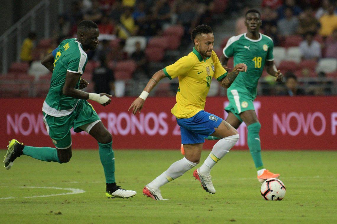 Neymar Jr w reprezentacji Brazylii - kupon Copa America 13.06
