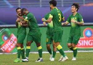 Beijing Guoan piłkarze