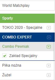 Forbet Combo Expert tabelka