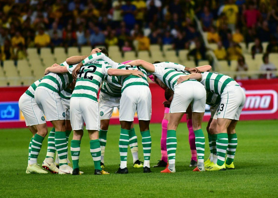 Piłkarze Celtic