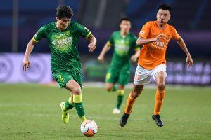 Piłka nożna Chiny