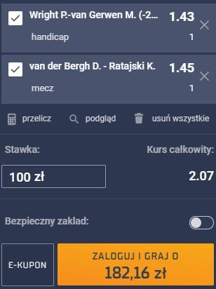 Dubel dart 24.07.2021