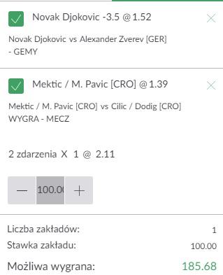 Dubel tenis 29.07.2021