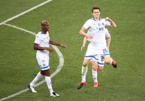 Piłka nożna Dynamo Moskwa