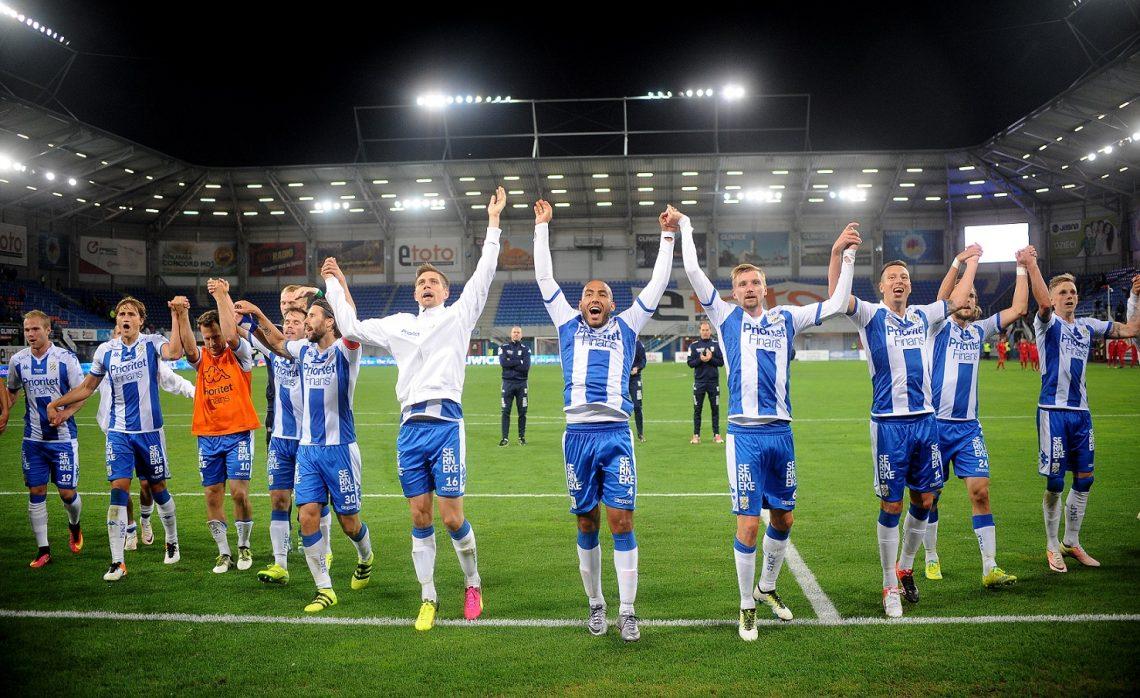 Piłka nożna Goteborg
