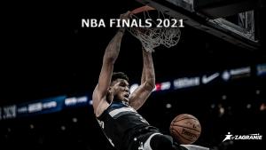 Greek Freak NBA Finals 17.07.21
