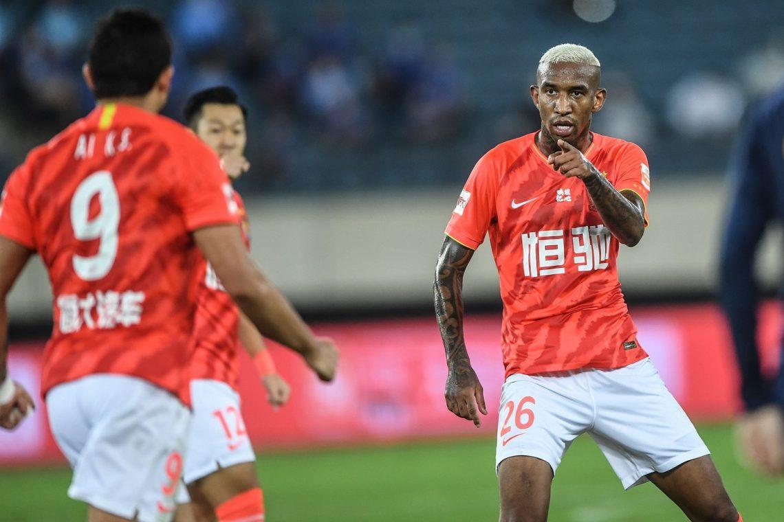 Guangzhou FC Talisca
