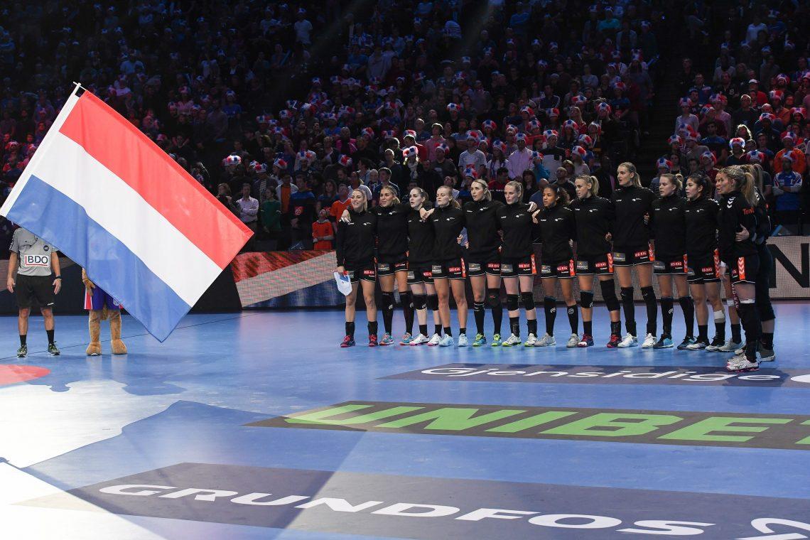 Oranje handball