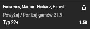 Hurkacz vs Fucsovics 24.07.2021