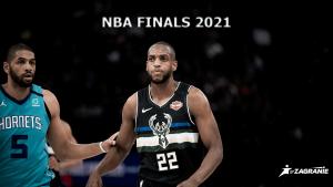Khris Middleton Milwaukee Bucks nba kupon 11.07.2021