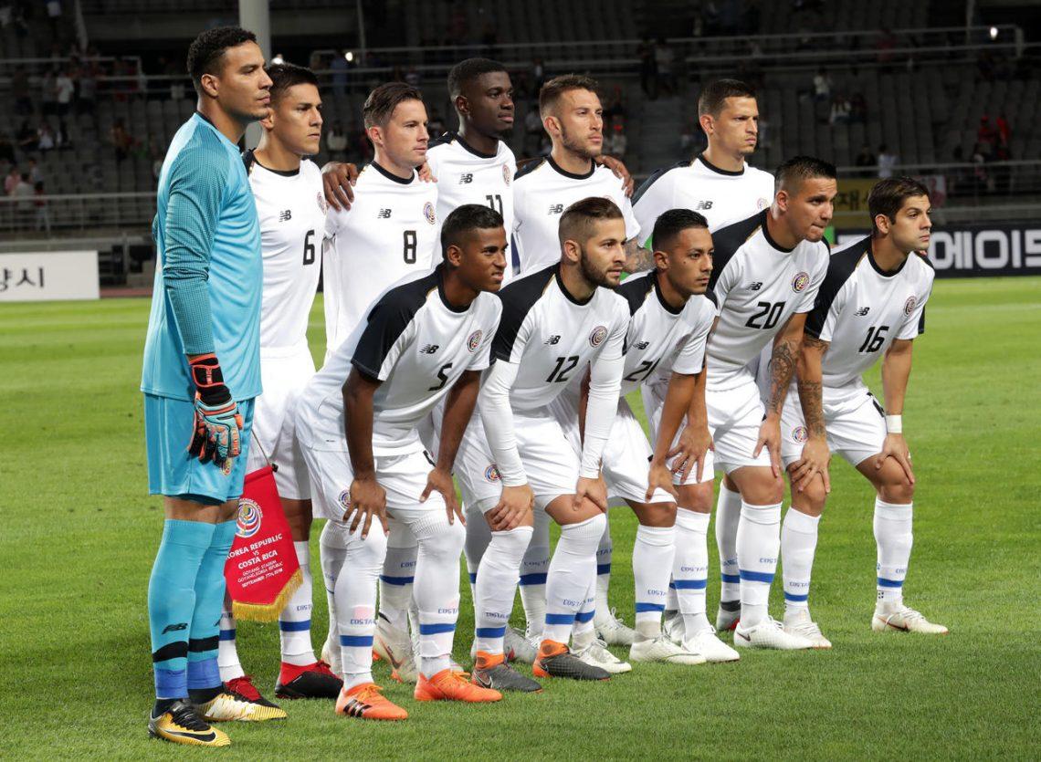 Kostaryka - Korea Południowa