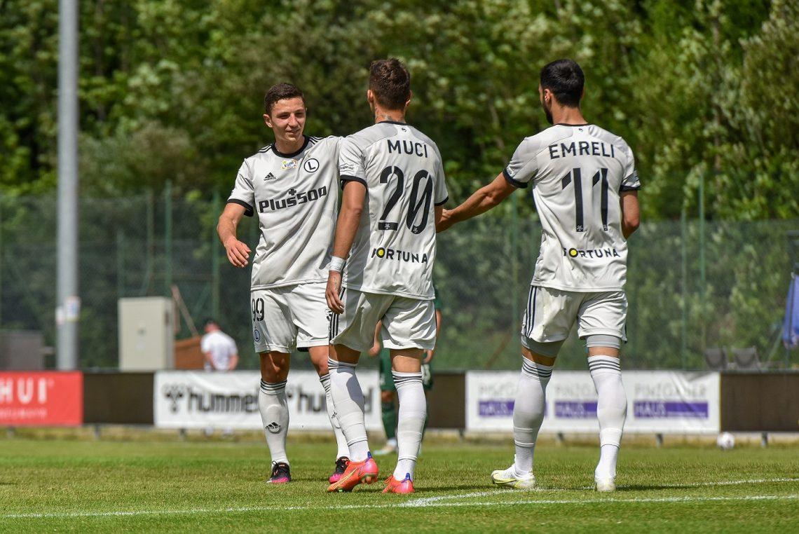 Legia Warszawa sparing