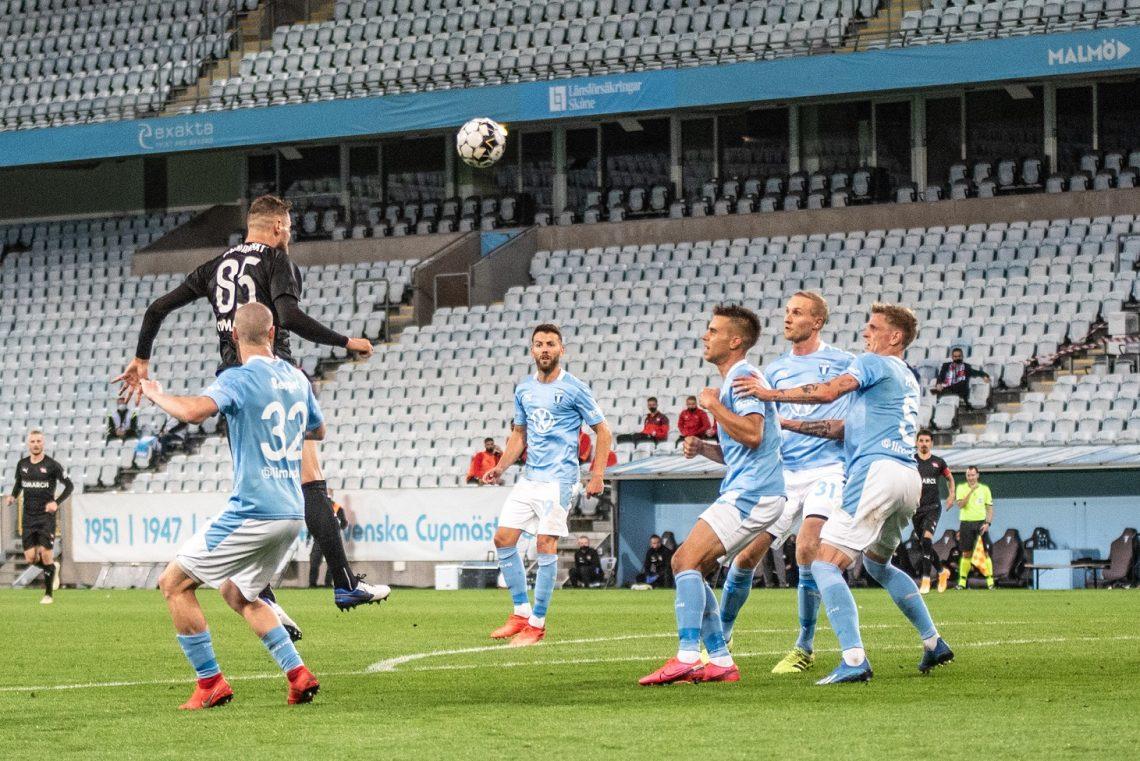 Piłka nożna Malmo vs Cracovia