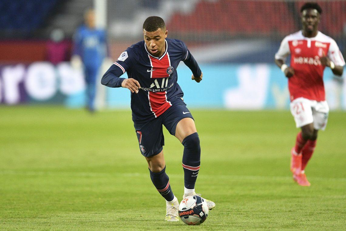 Kylian Mbappe w PSG - transfery lato 2021