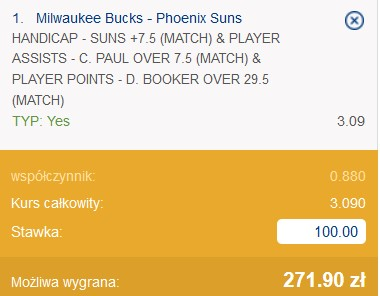kupon NBA 20,07