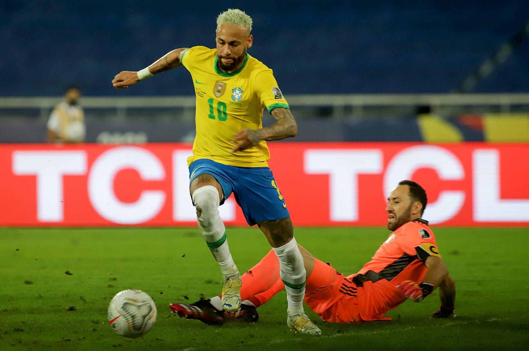 Neymar piłka