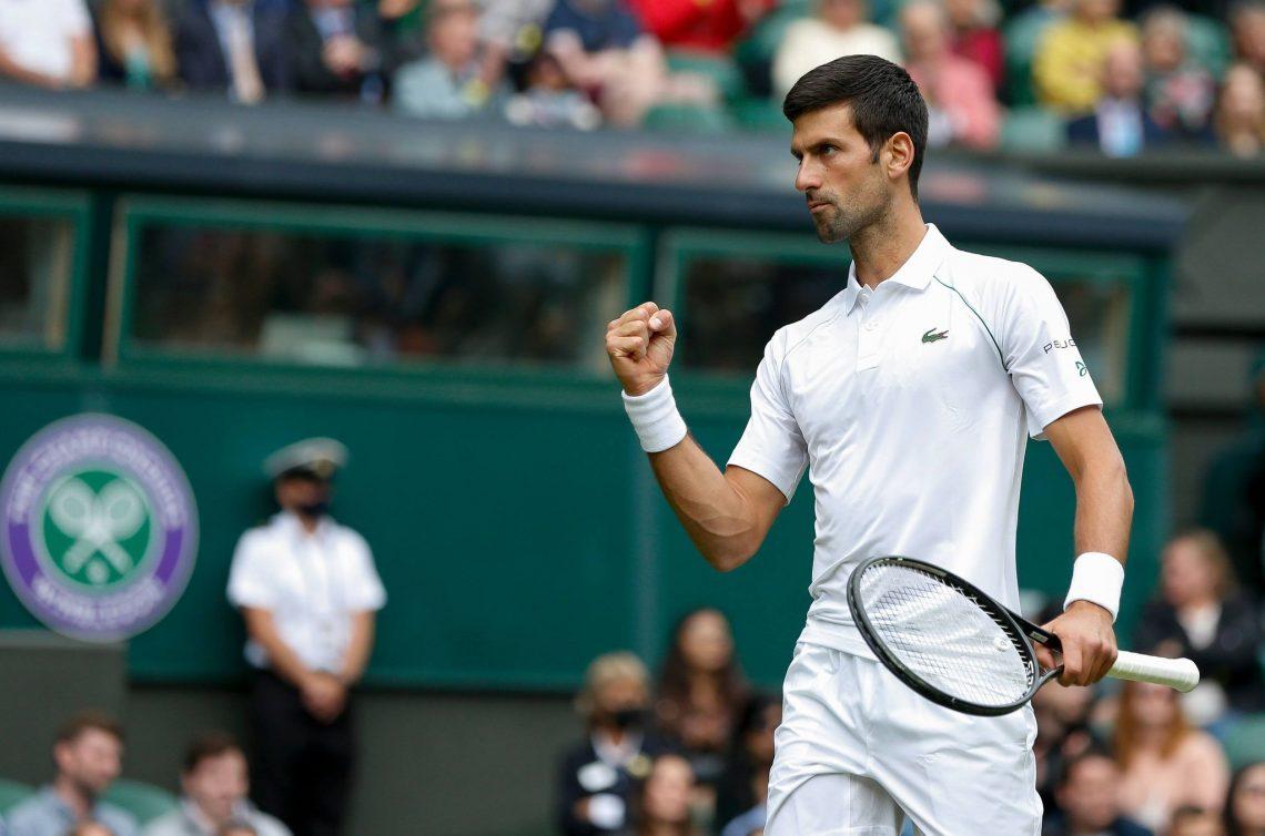 Novak Djokovic 05.07.2021
