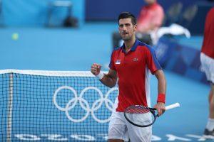 Novak Djokovic 29.07.2021