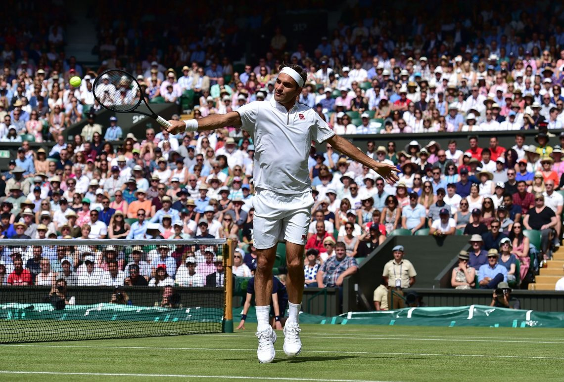 Roger Federer 01.07.2021