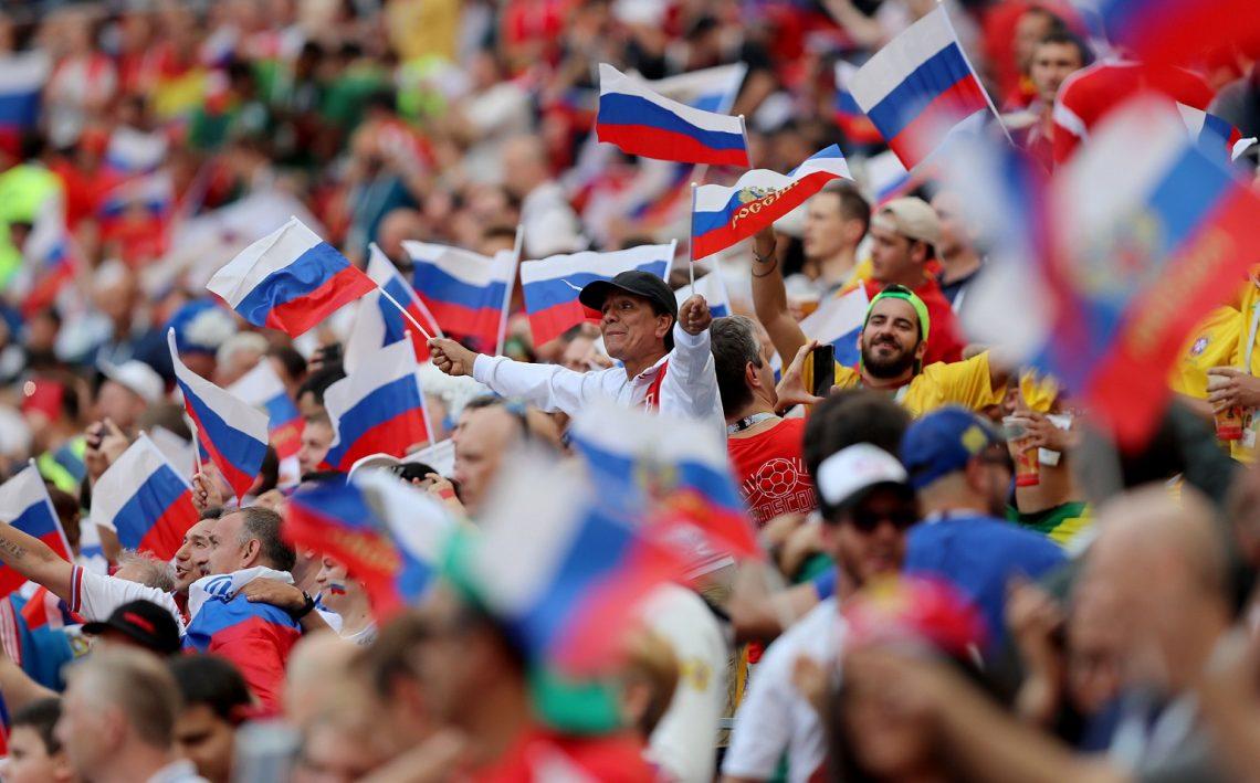 Flagi Rosja