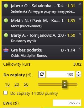 Triple tenis 06.07.2021
