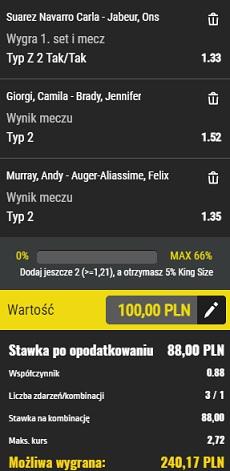 Triple tenis 24.07.2021