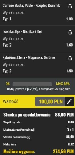 Triple tenis 27.07.2021