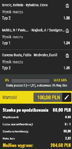 Triple tenis 28.07.2021