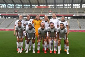piłka kobiet USA