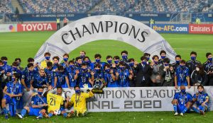 Ulsan Hyundai mistrzostwo