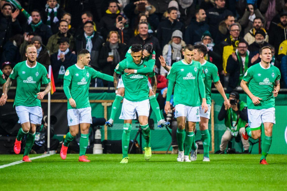 Zawodnicy Werderu Brema