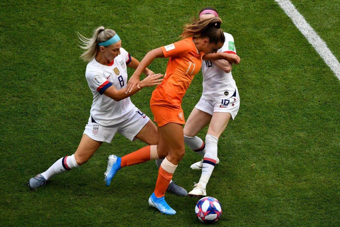 USA - Holandia