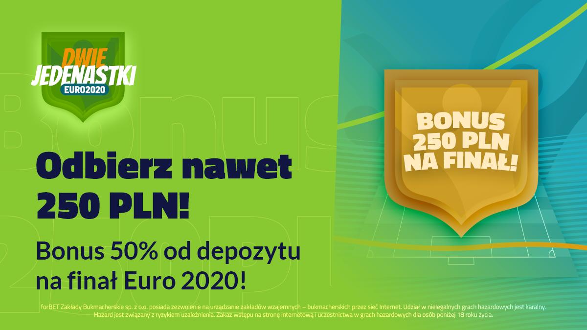 forbet bonus euro 2020