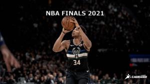 rzucający Giannis - Milwaukee Bucks(1) kupon nba finals 20.07