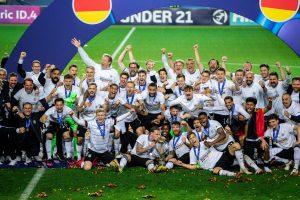 Niemcy U21 na ME - kupon IO 22.07 Betfan
