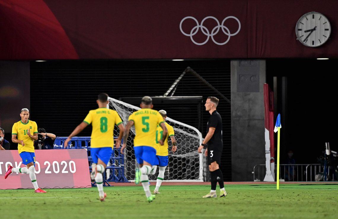 Brazylia po golu Richarlisona - kupon 25.07.