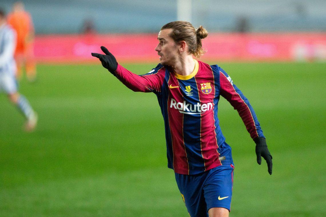 Antoine Griezmann - FC Barcelona 15.08.2021