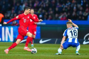 Robert Lewandowski Bayern
