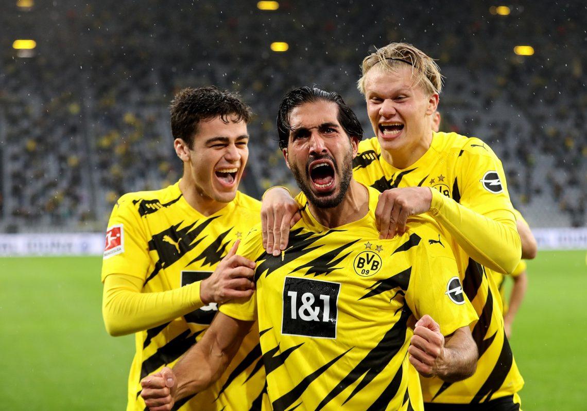 BVB piłkarze
