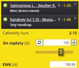 Dubel tenis 31.09.2021 Fortuna