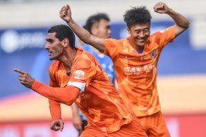Shandong Taishan Fellaini