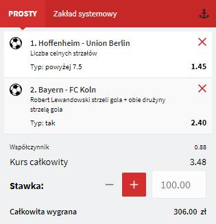 Bundesliga Fuksiarz 22.08.